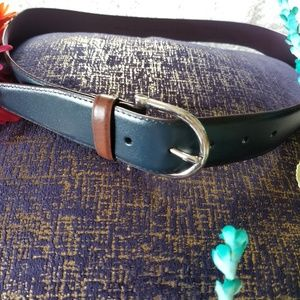 Neiman Marcus leather belt